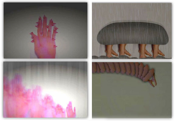 Infestação Experimental (2008)