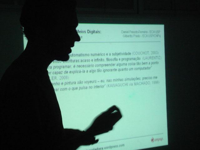 XVIII ANPAP: Daniel Ferreira