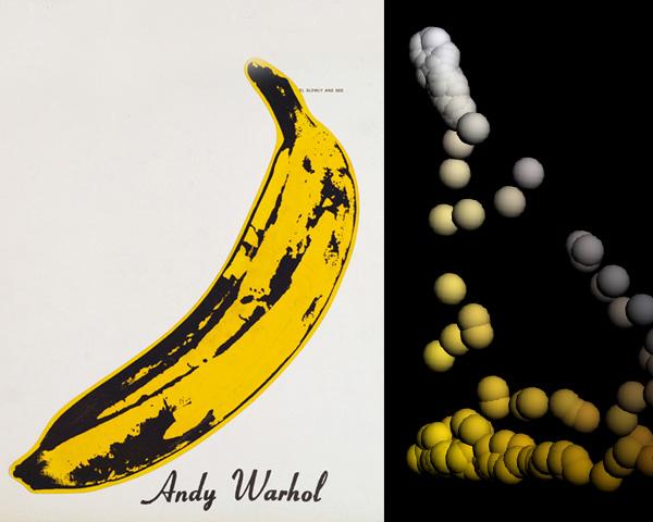 Andy Warhol's Banana