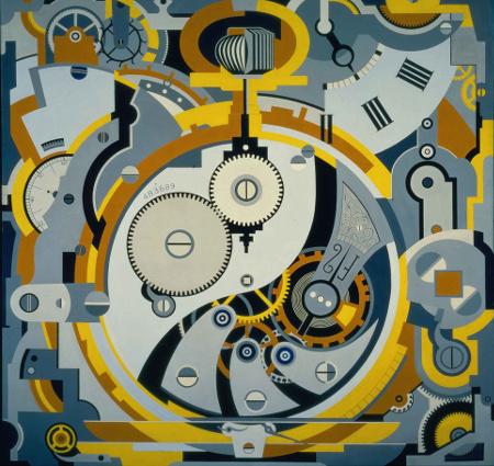 Watch (Gerald Murphy, 1925)