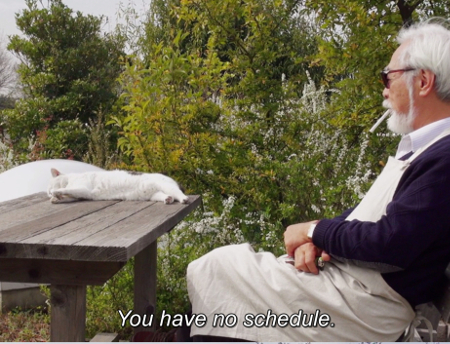 The Kingdom of Dreams and Madness (Mami Sunada, 2014)